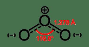 Ozonmolekylen